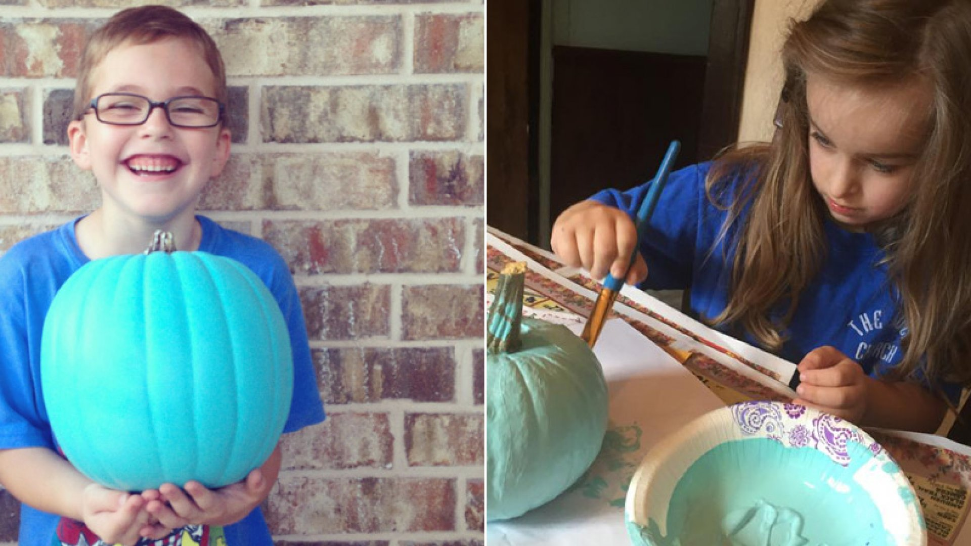 Why Teal Pumpkins Are All the Rage This Halloween