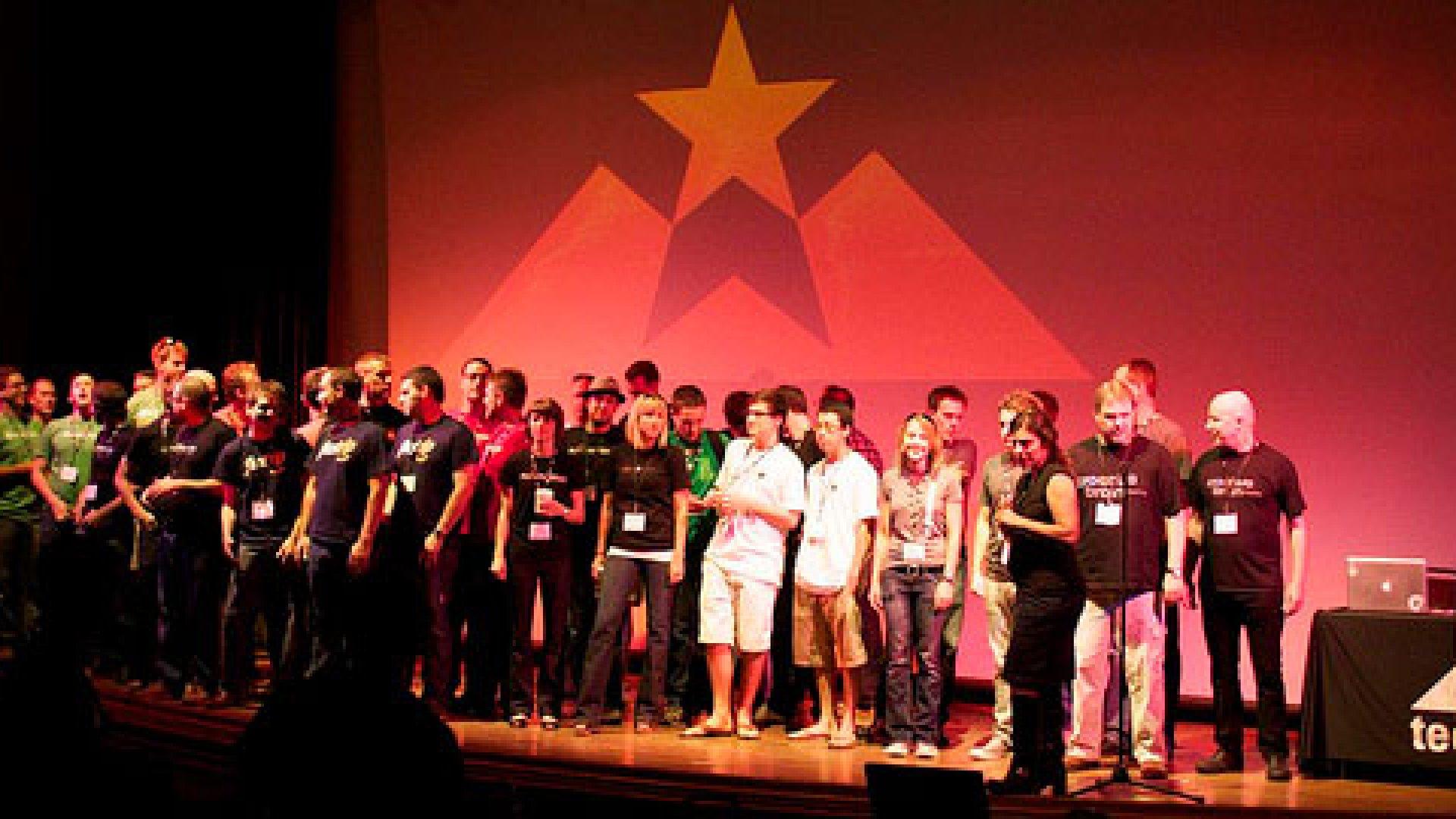 TechStars Demo Day 2011