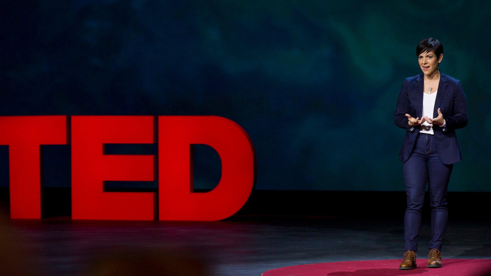 Monica Araya at TEDSummit2016, June 26 - 30, 2016, Banff, Canada.