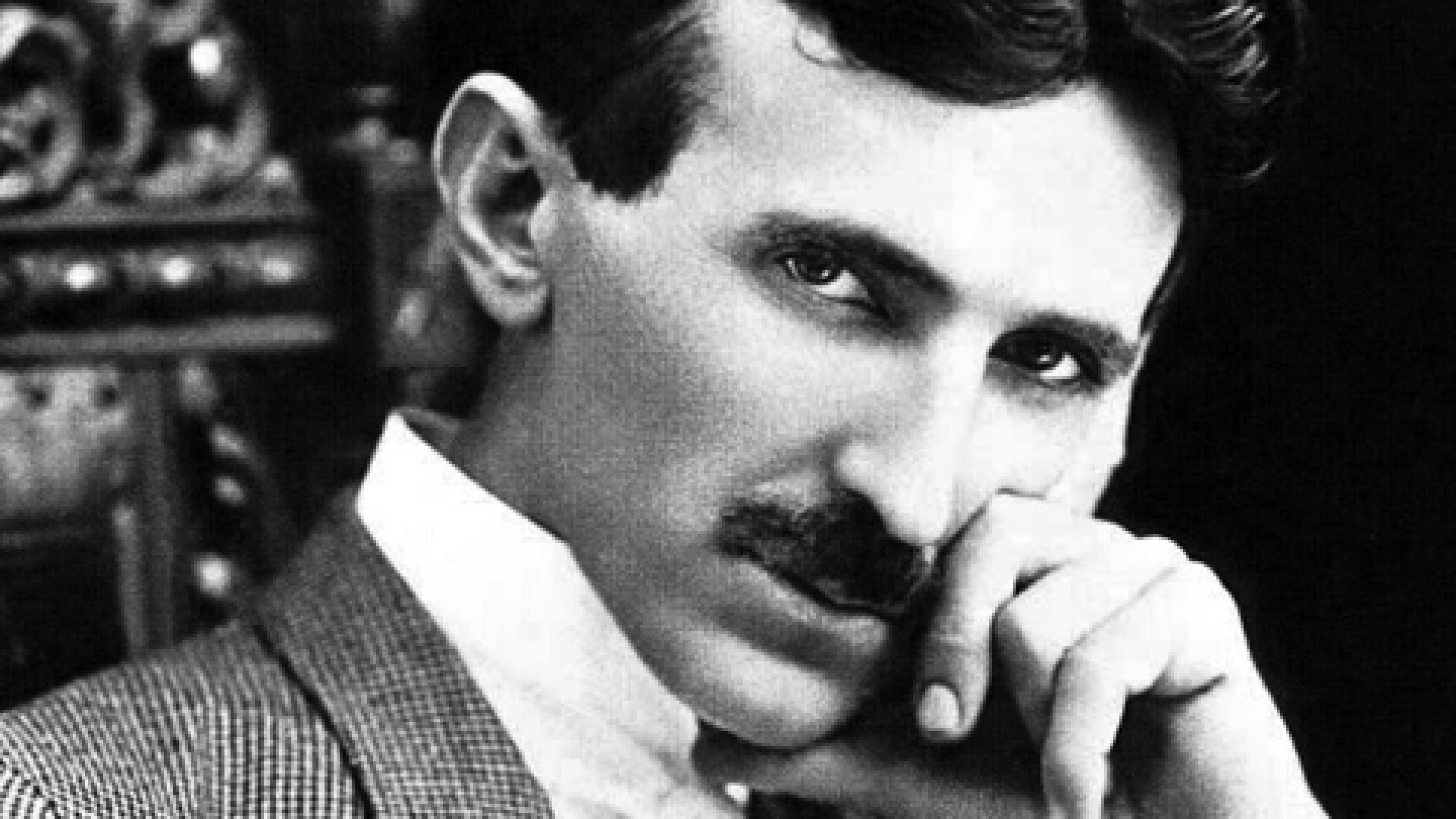 WATCH: If Nikola Tesla Pitched Silicon Valley VCs