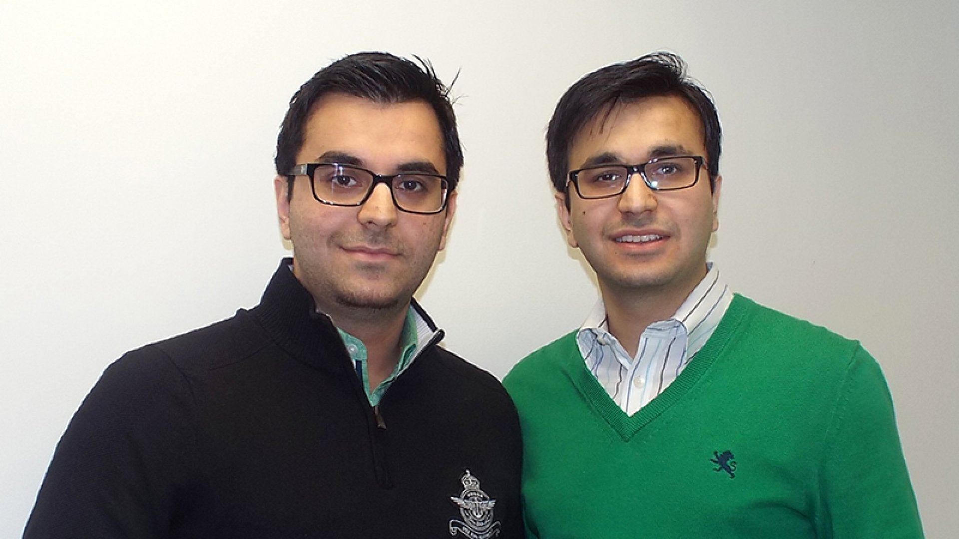 Danny and Dinesh Wadhwani are the co-founders of ThinkLite, which has developed a cost-efficient way for companies to switch to LED lighting.