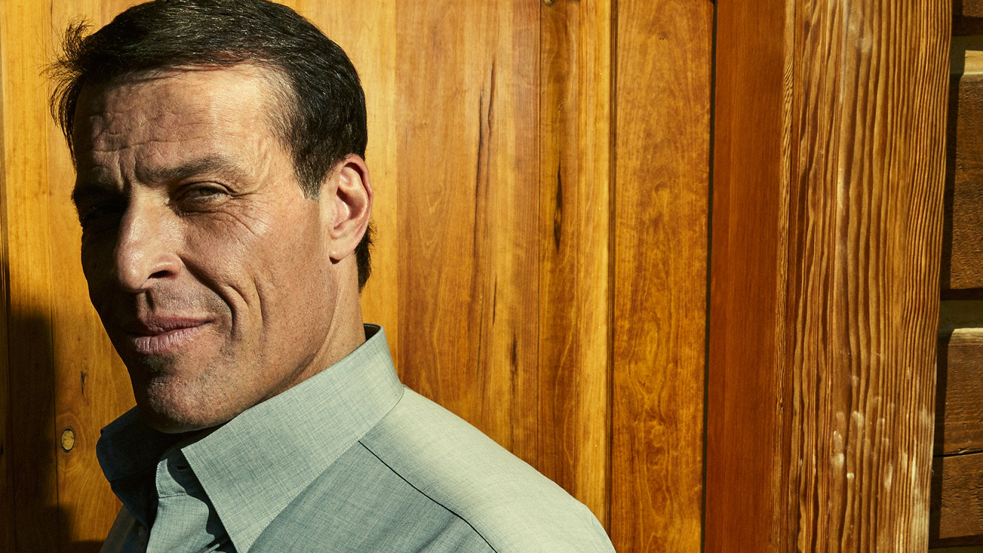 Life coach Tony Robbins has perfected the art of transforming clients into business partners.
