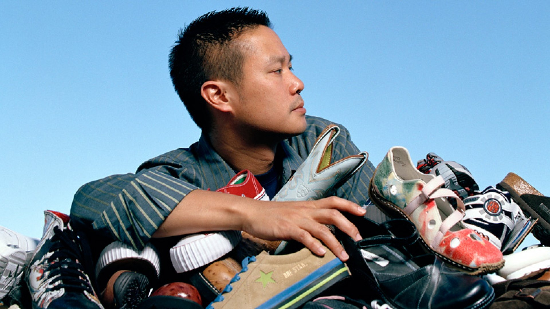 Tony Hsieh Tells Competitors What They Should and Shouldn't Take From Zappo's Company Culture