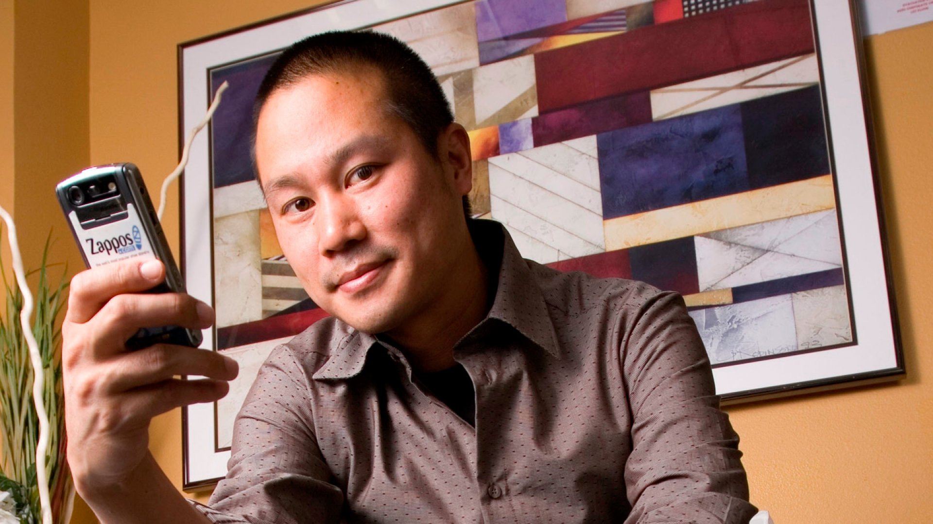 Tony Hsieh's Rule for Success: Maximize Serendipity