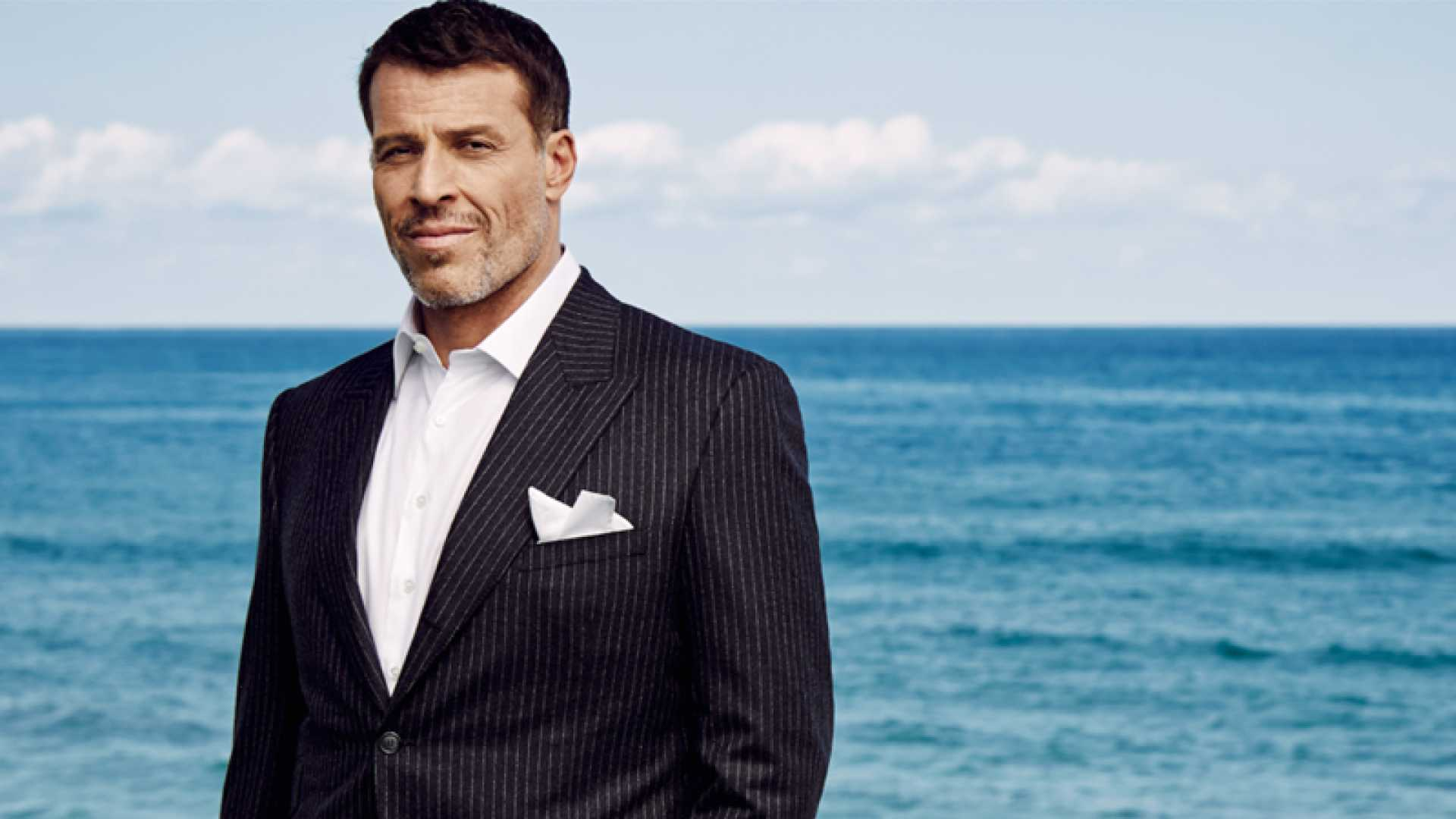 Tony Robbins's Incredibly Simple Secret to Wealth