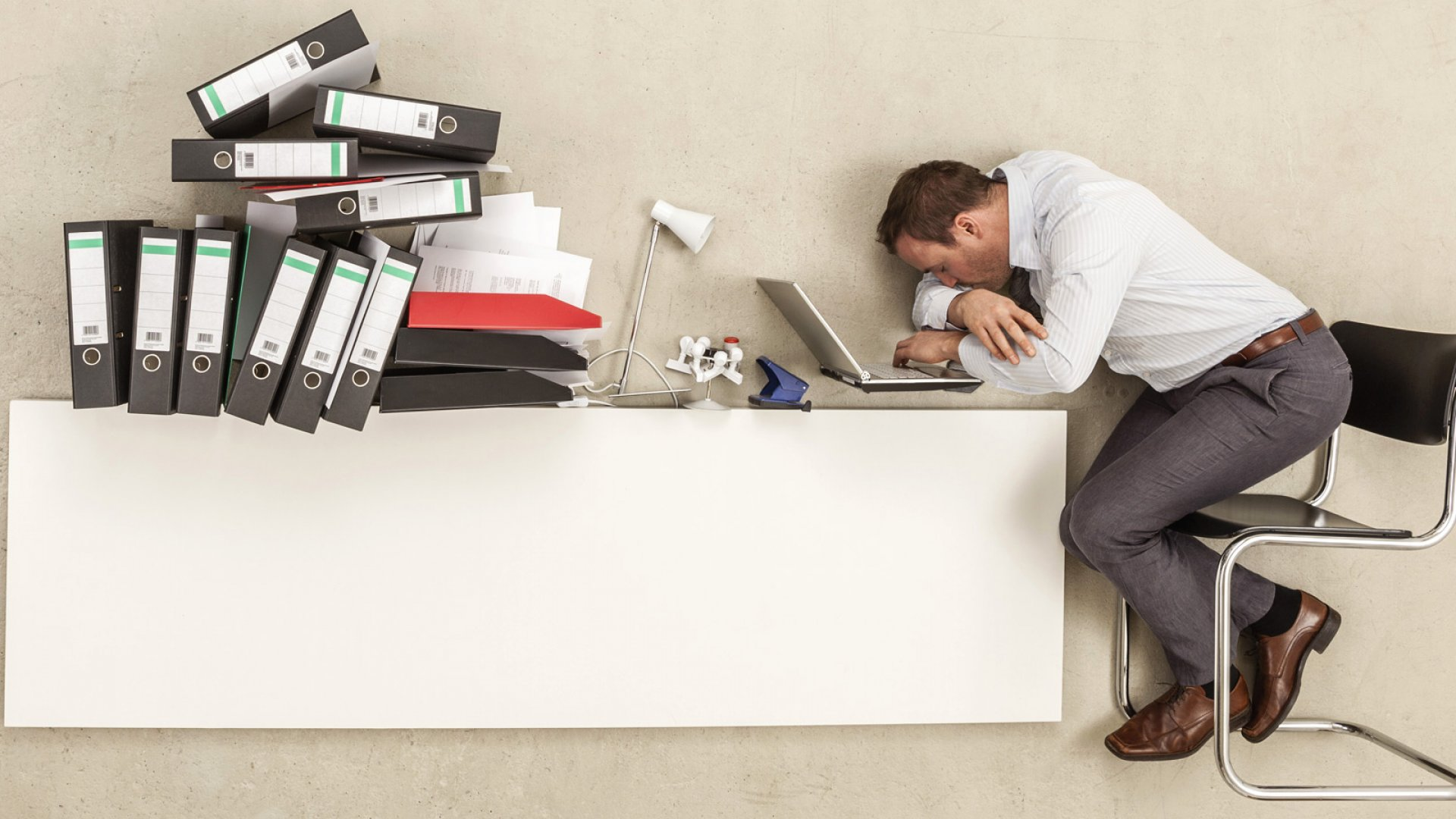 10 Signs You Definitely Need a Day Off