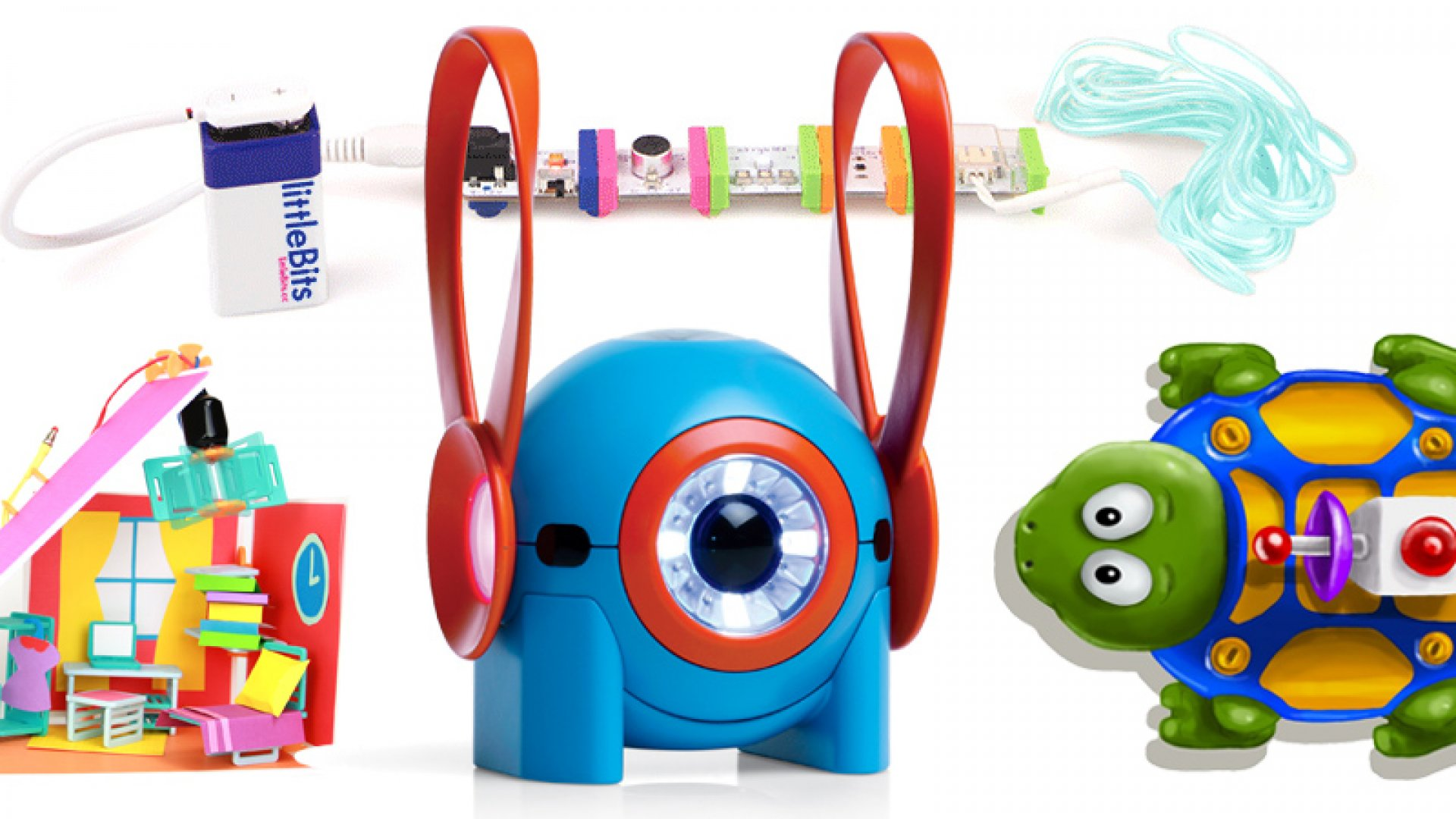 These toys teach kids engineering and programming skills that are useful for them, and more fun for their parents.<br>