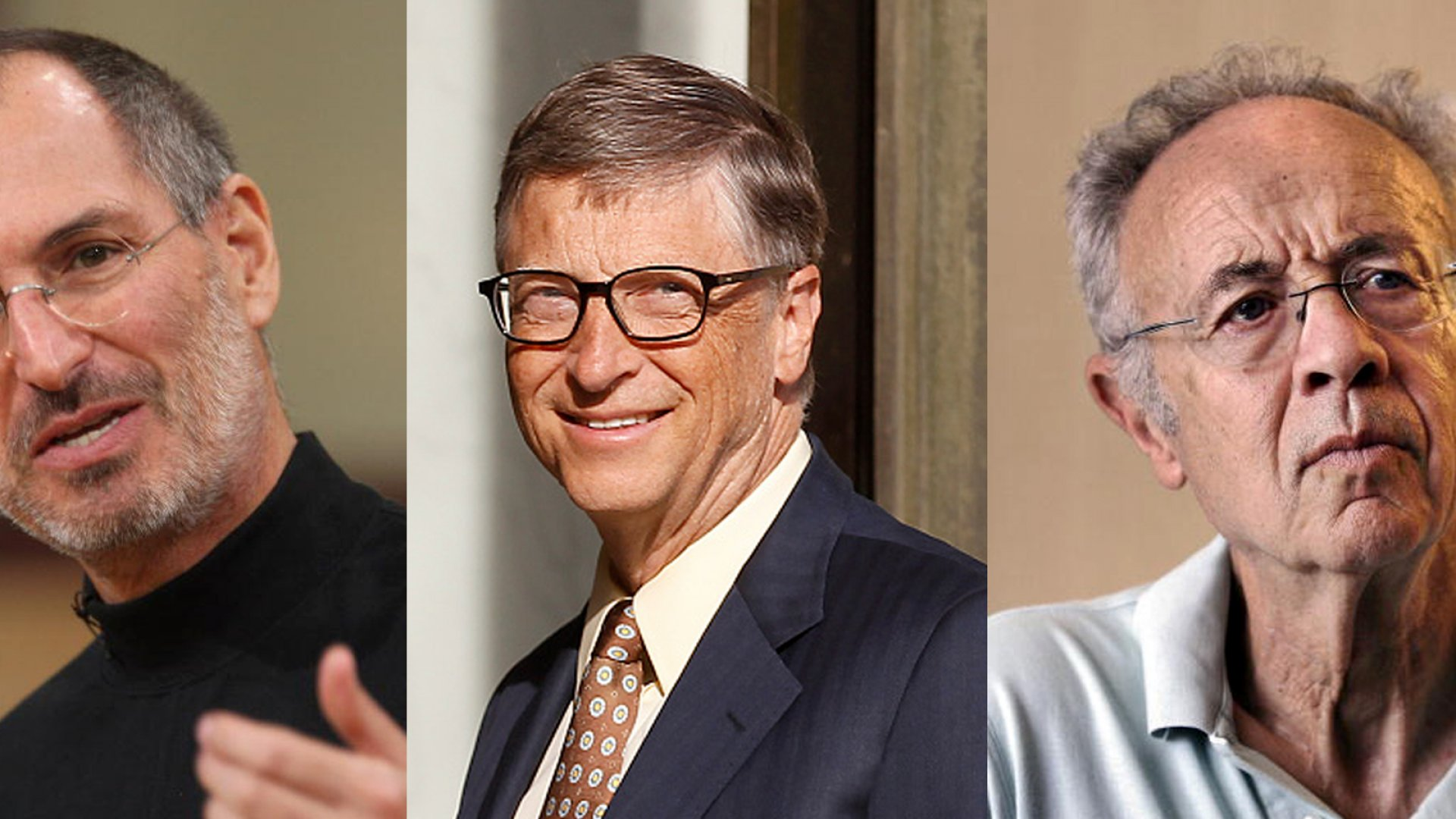 In key ways, Steve Jobs, Bill Gates, and Andy Grove were similar strategic thinkers.