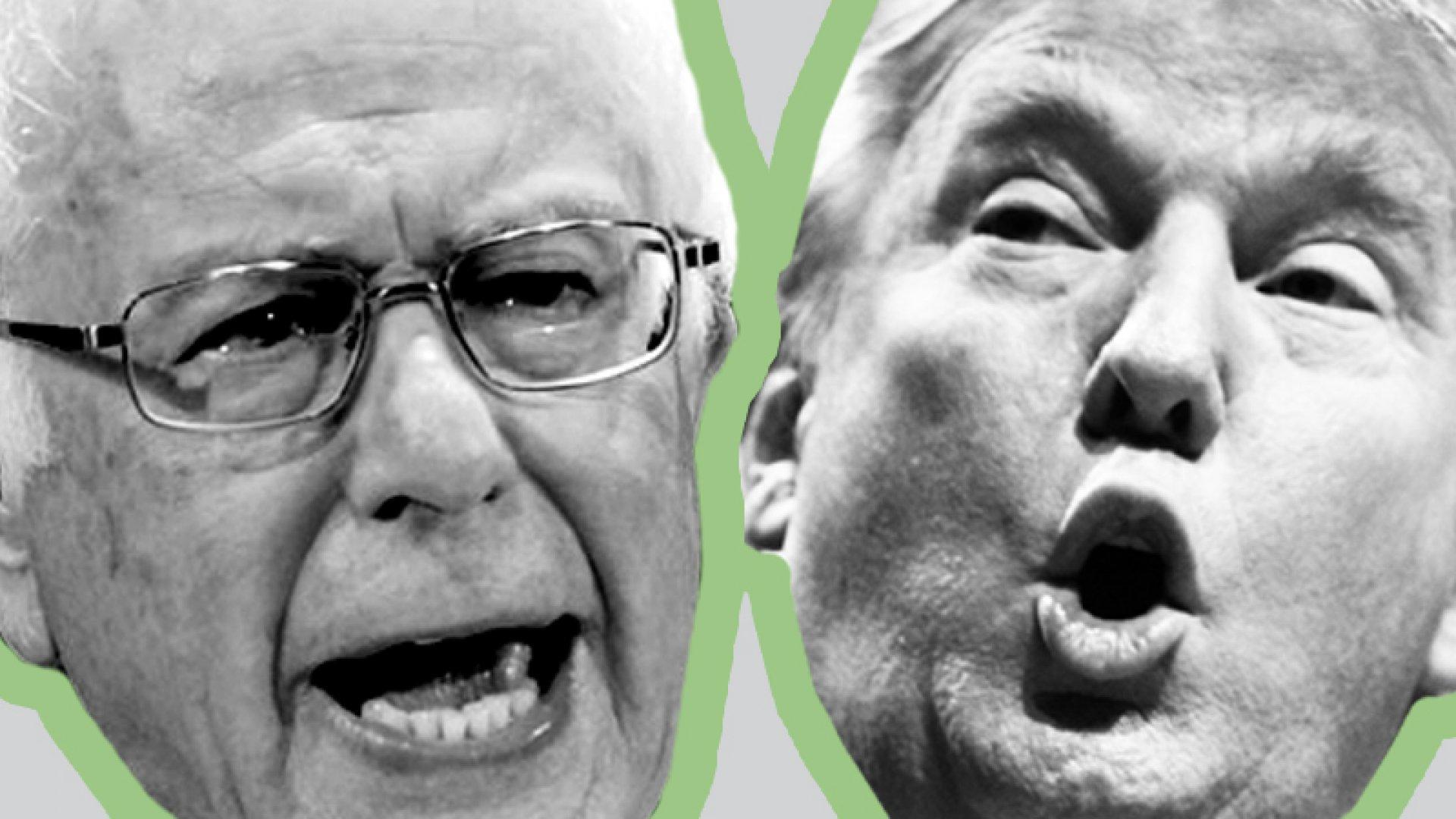 Who Said It: Bernie Sanders or Donald Trump? [Quiz]
