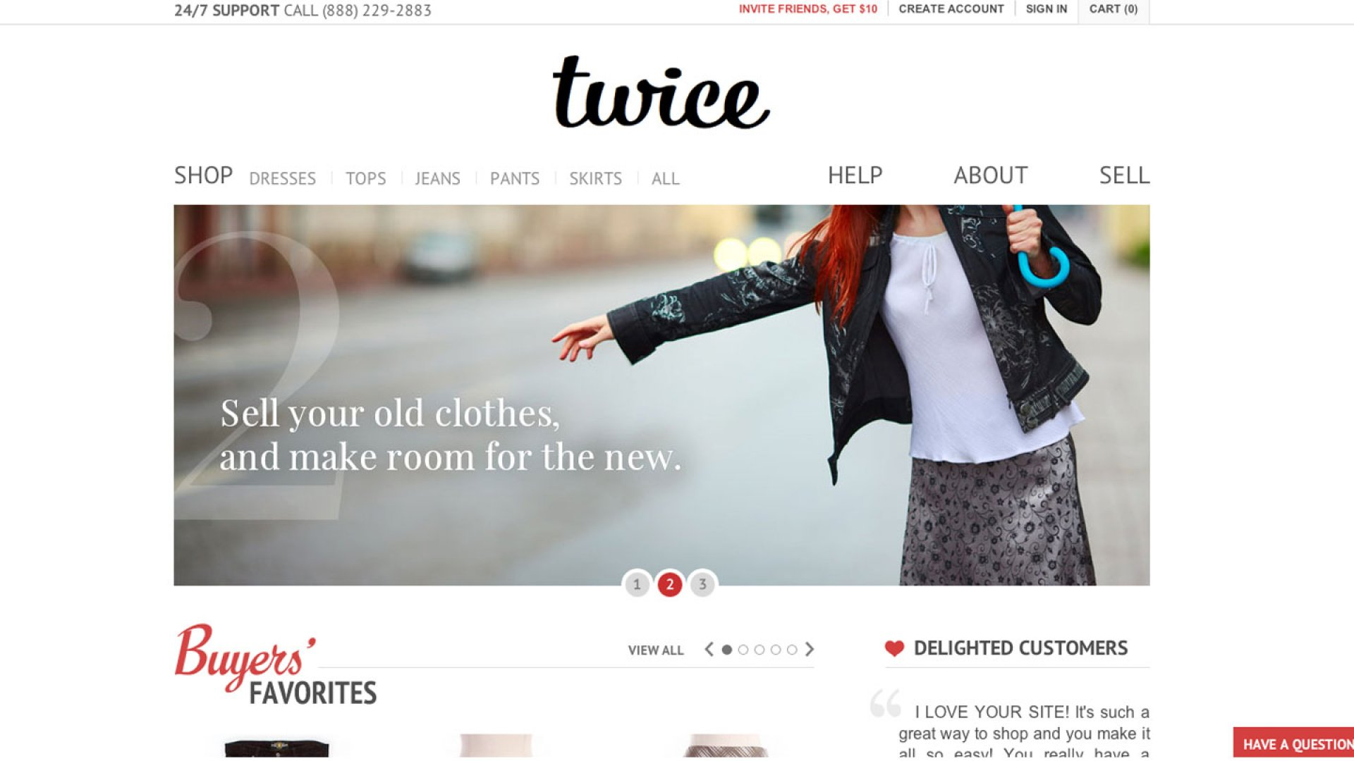 EBay Buys Secondhand Clothing Startup Twice