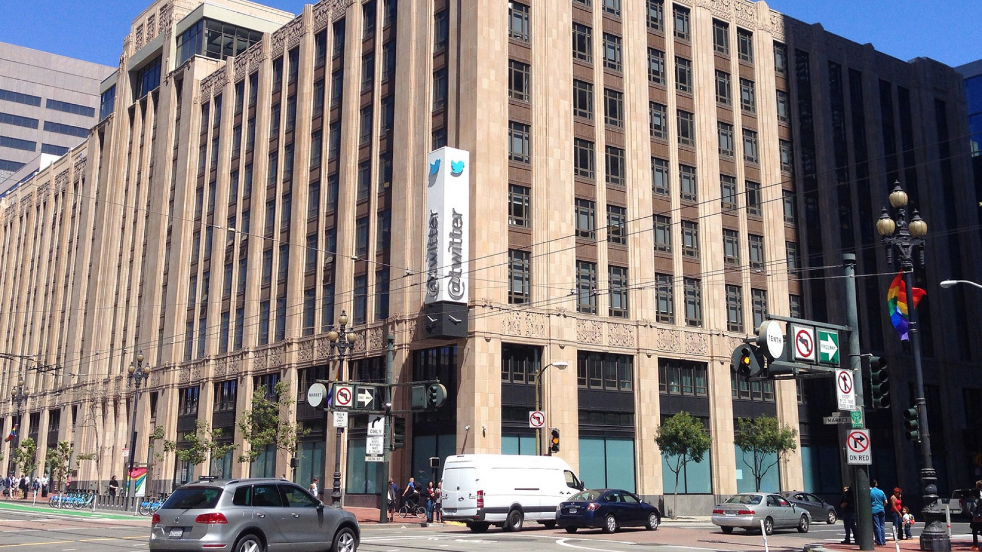 Struggling Twitter Seeks Subtenants for Its San Francisco Headquarters