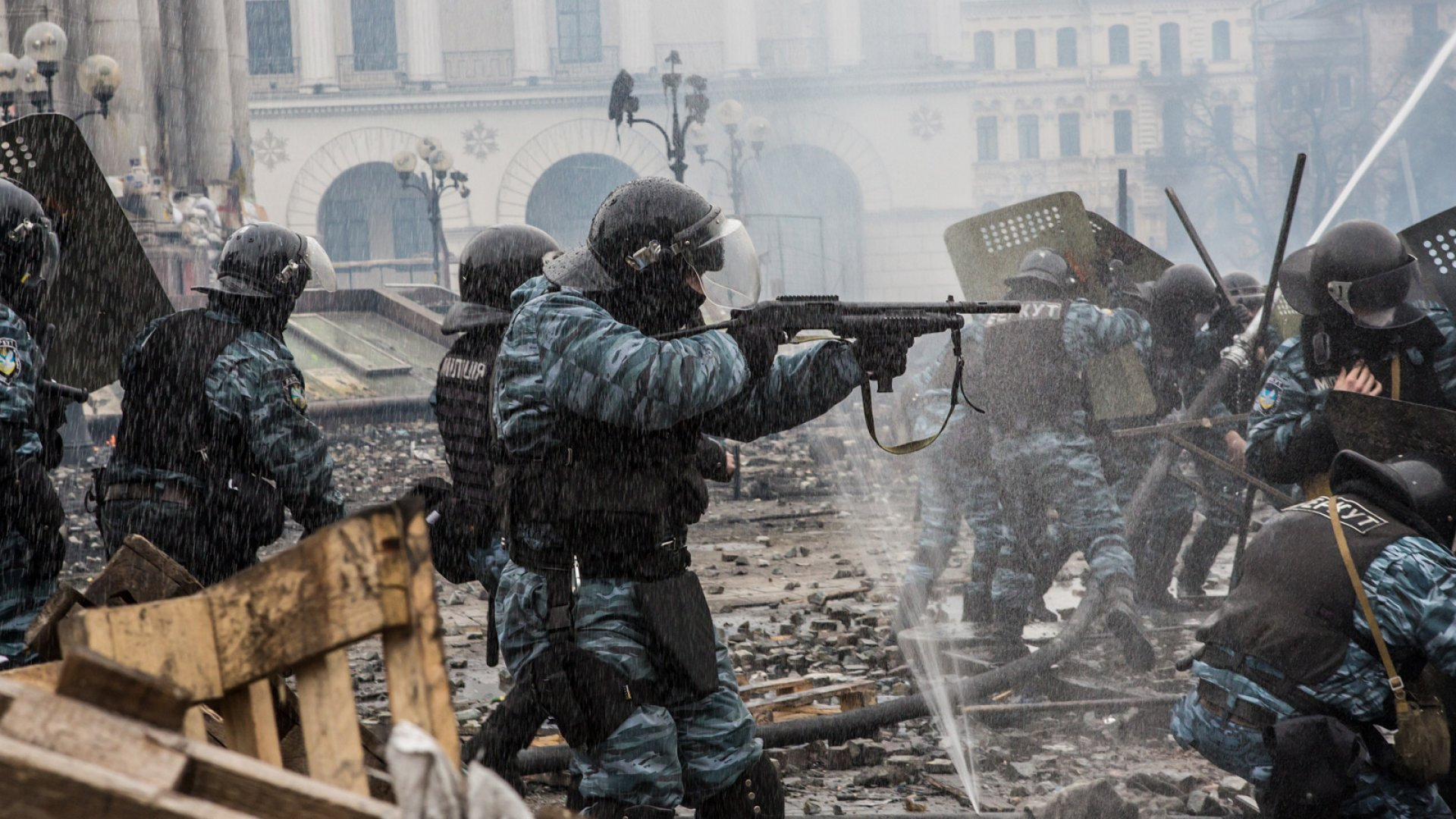Why the Civil Unrest in Ukraine Matters to Small Business