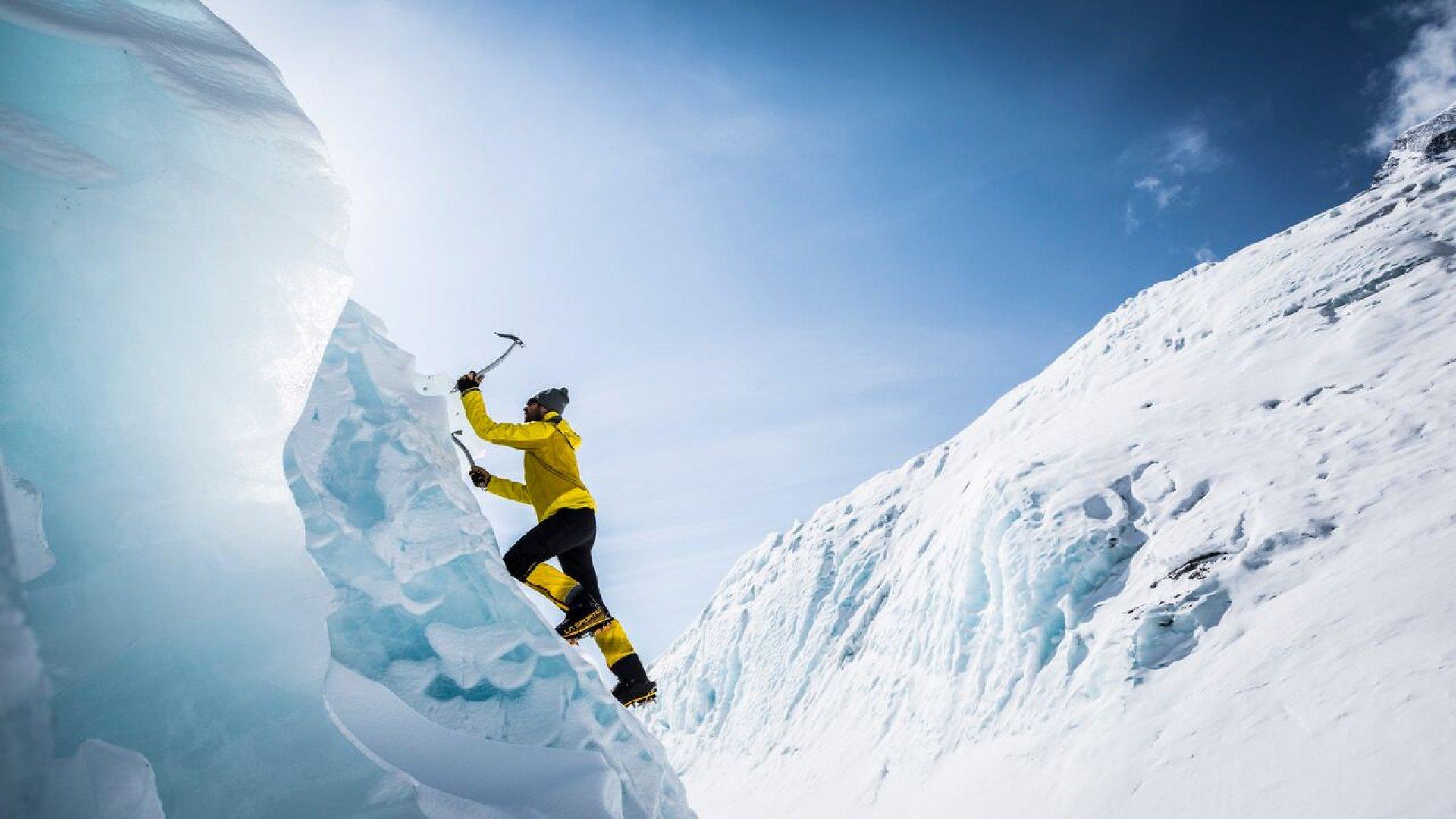 Why Every Entrepreneur Should Climb a Mountain