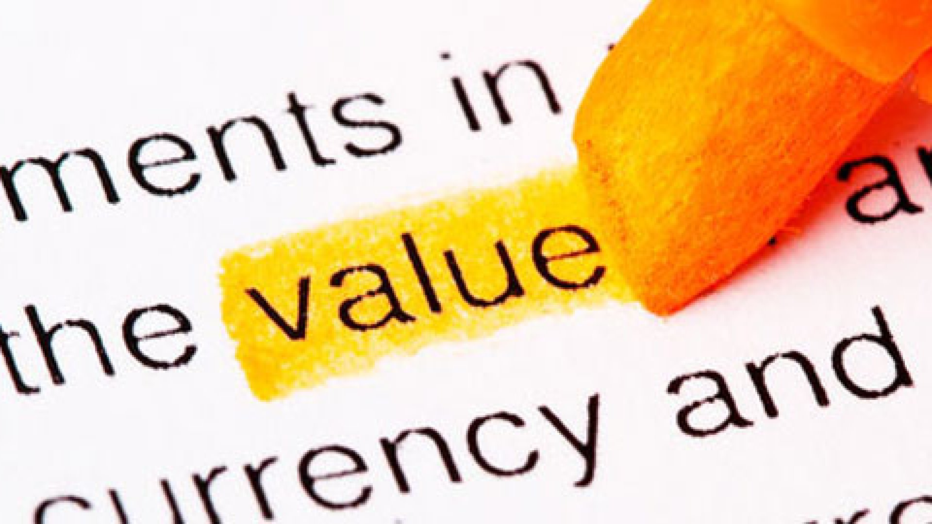 The Real Value of Your Business