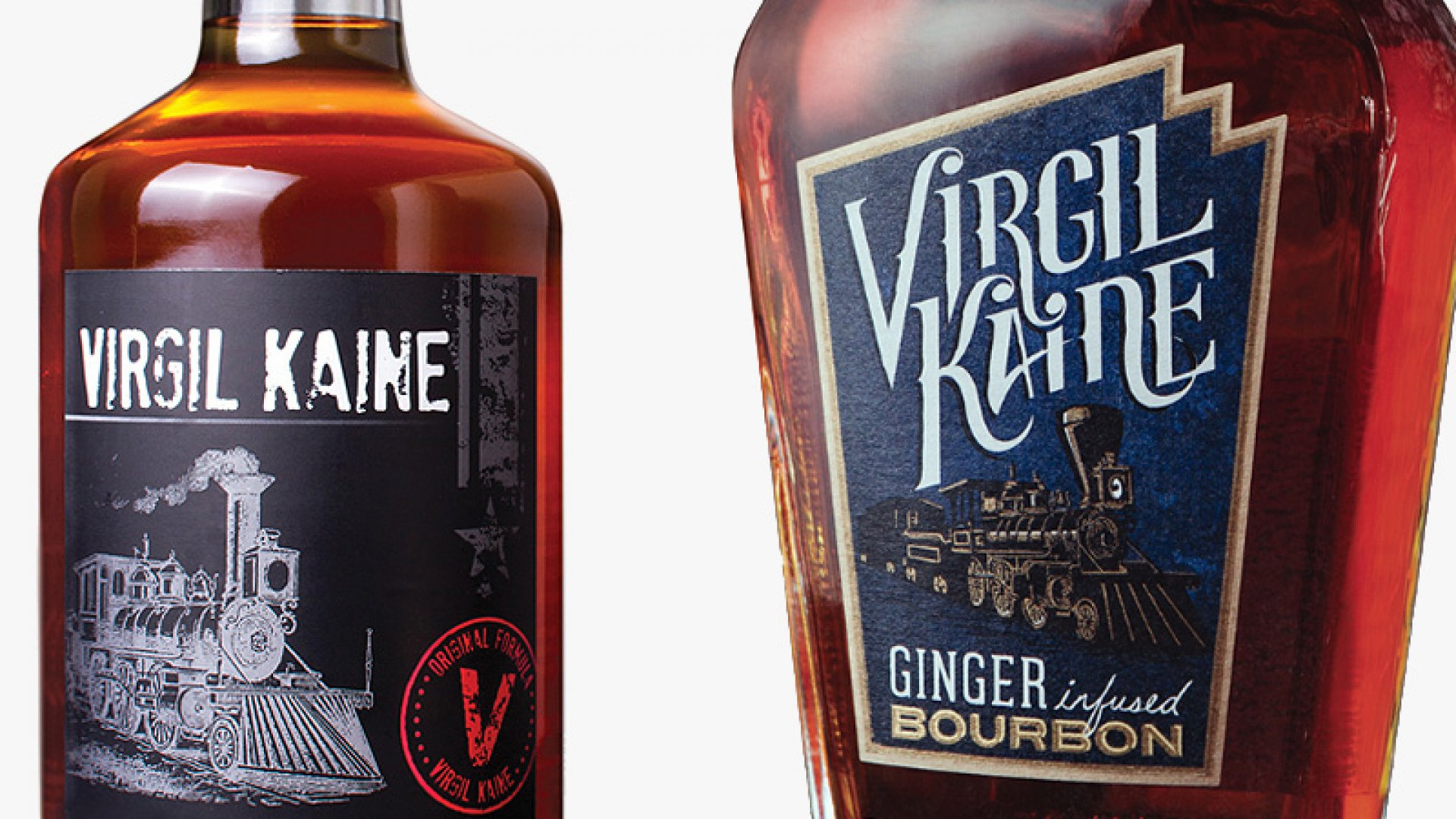 How Virgil Kaine Whiskey Got Its New Look