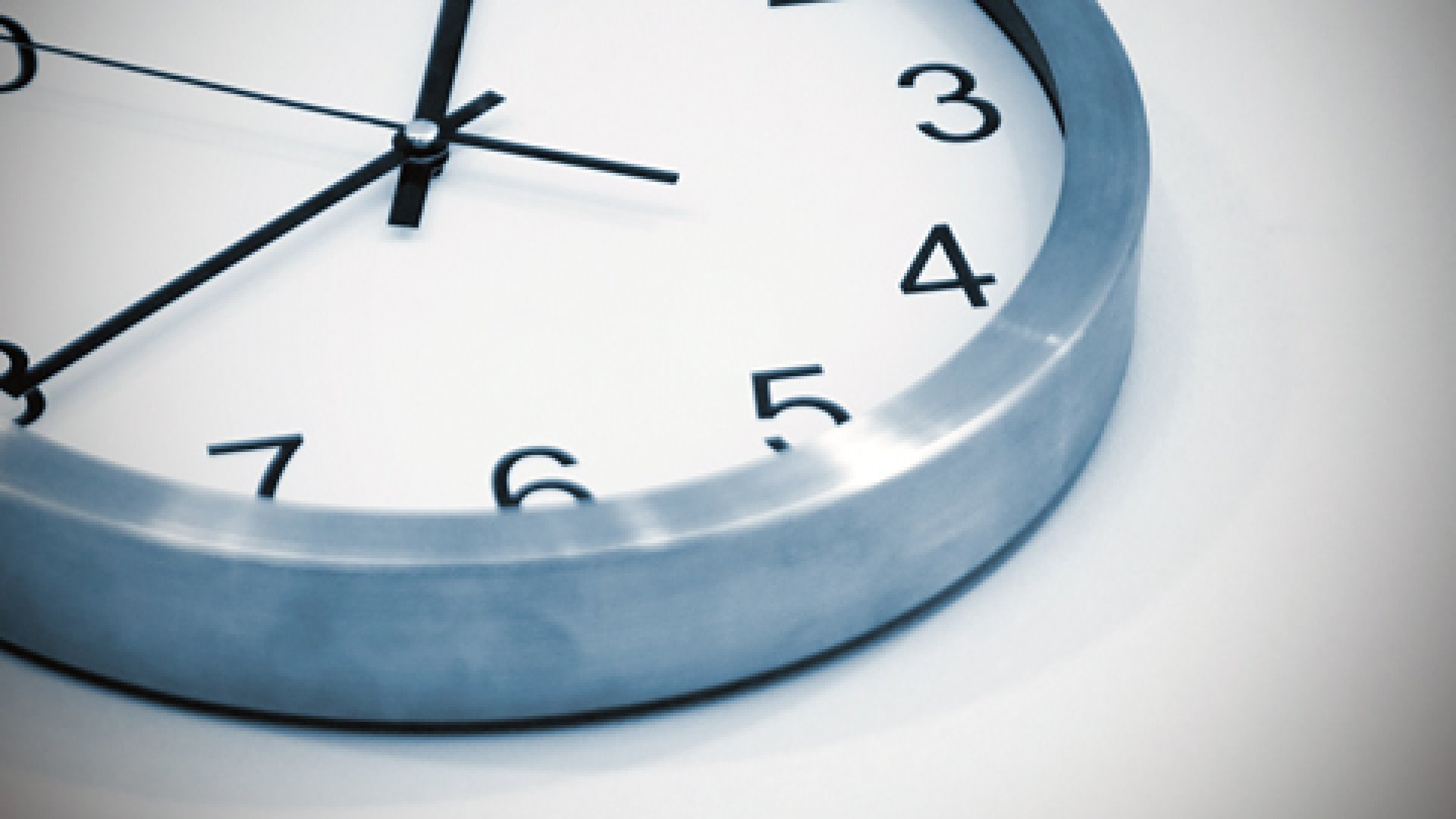 The Surprising Secret to Time Management