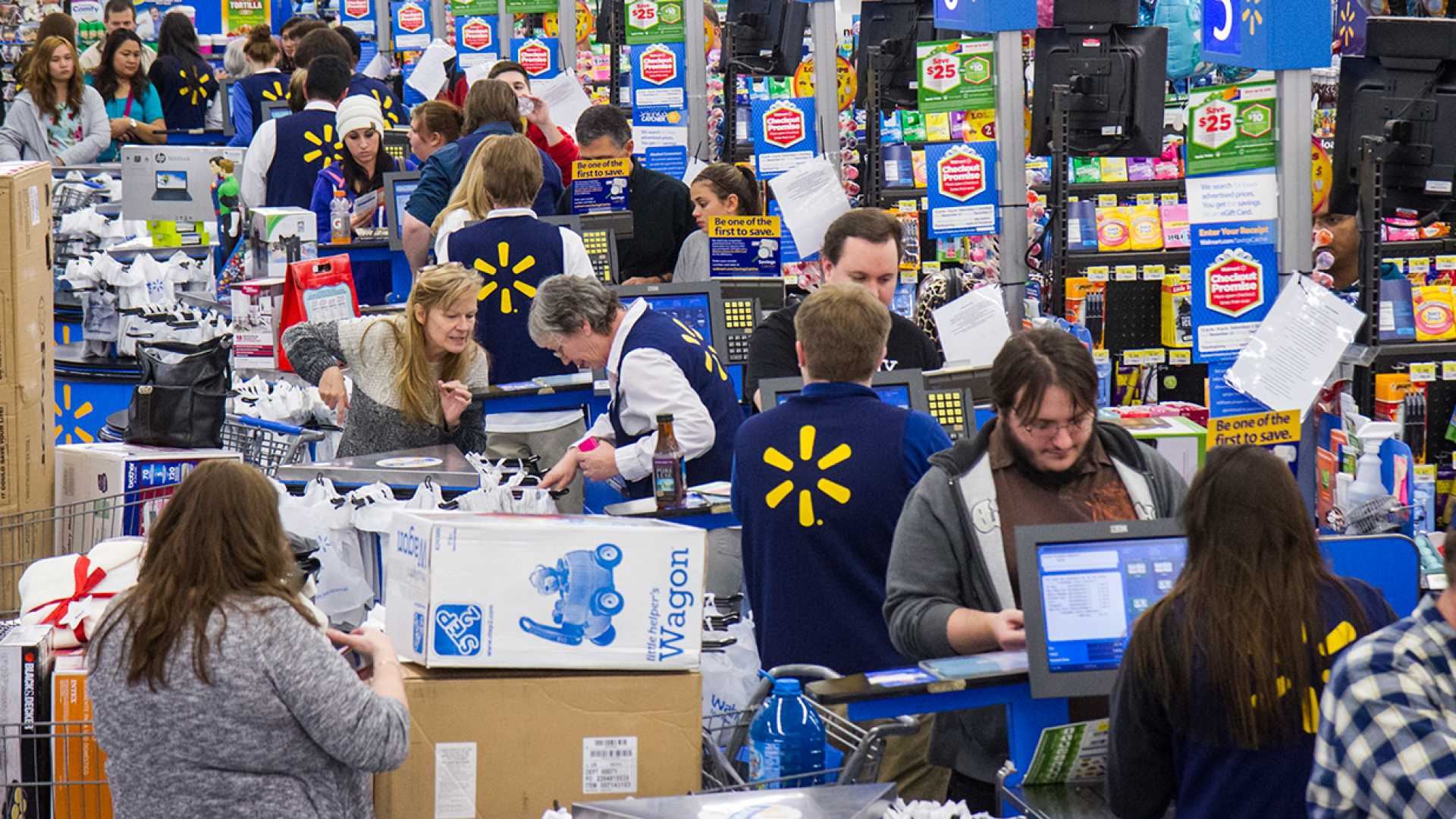 Walmart Just Created a Side Hustle for Its 1 Million Employees (Should You Do the Same?)