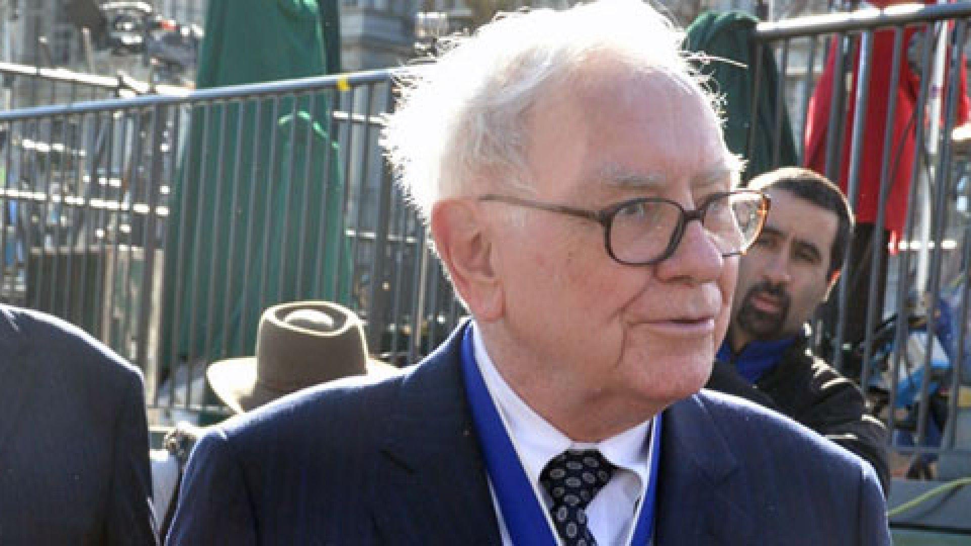 Buffett, Zuckerberg & the Meeting of Billionaires