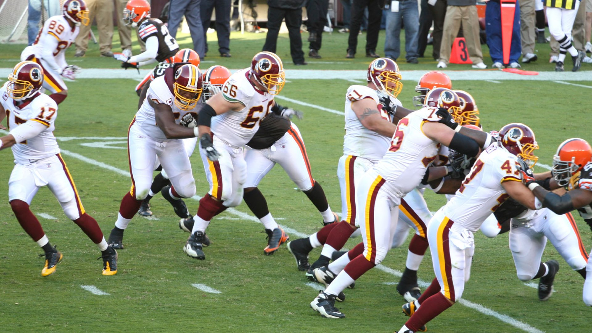 The Washington Redskins' Trademark Fight
