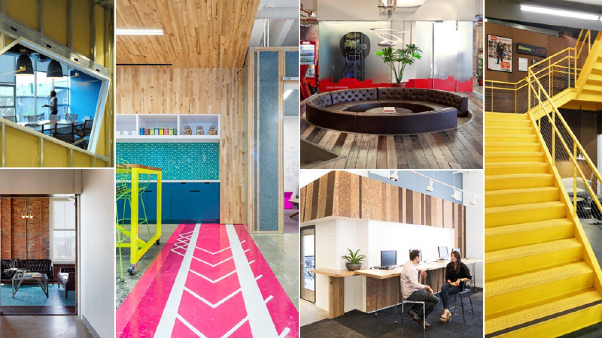 World's Coolest Offices: Brilliant Interior Designs