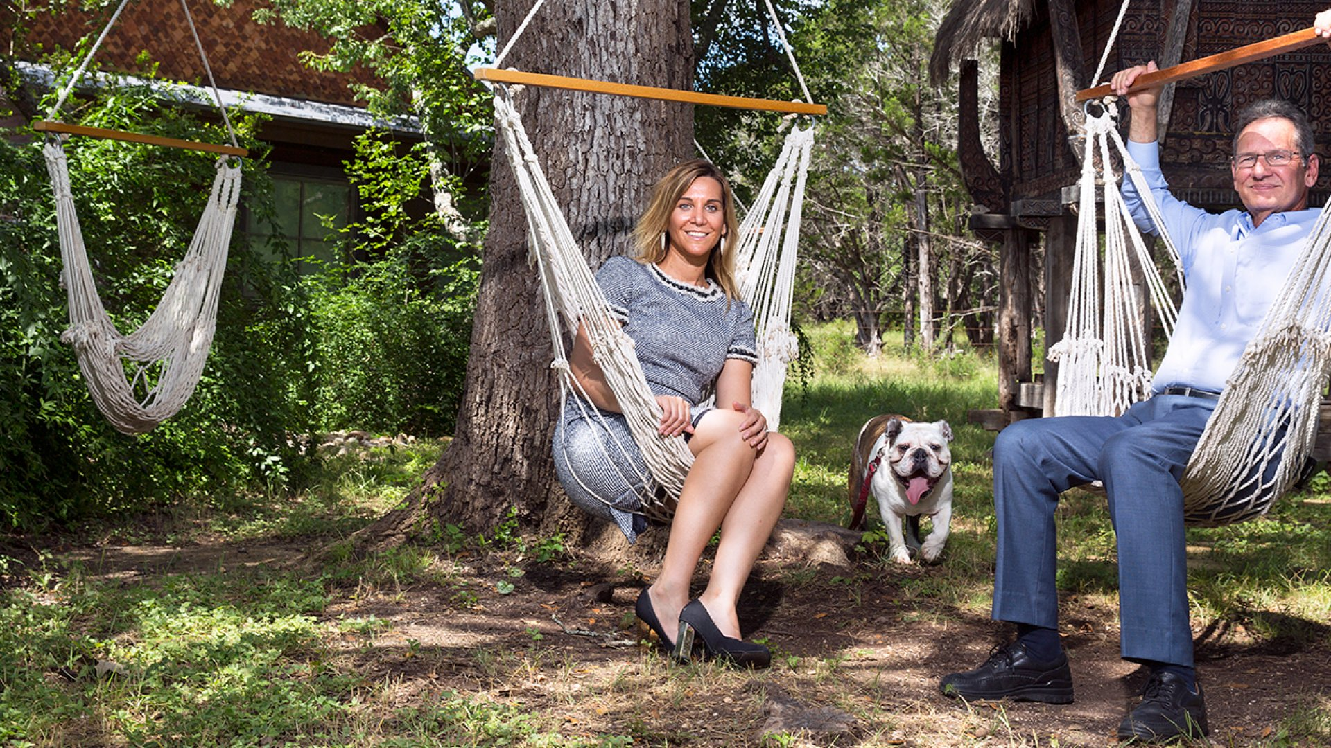 How This Couple Rules the Wedding Capital of Texas