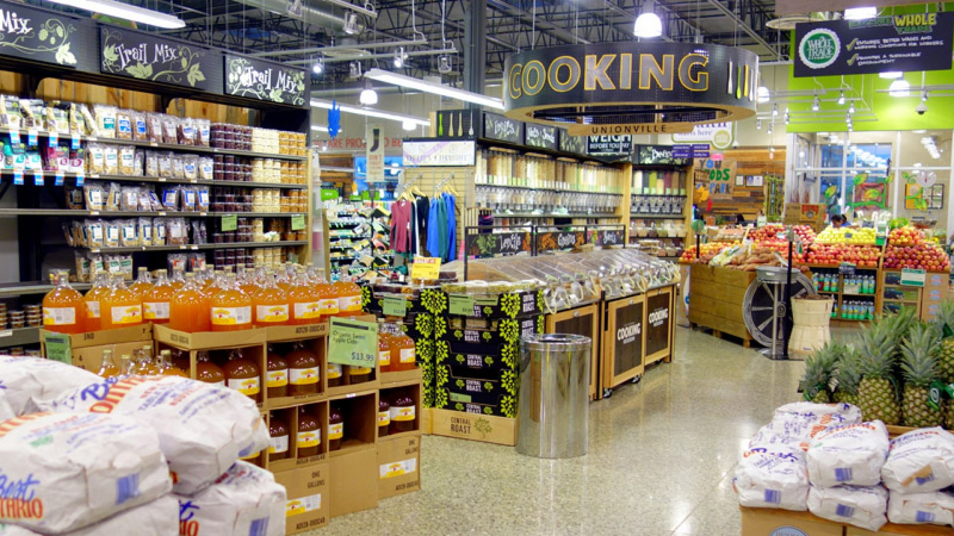 Overcharging Hurts Whole Foods' Sales