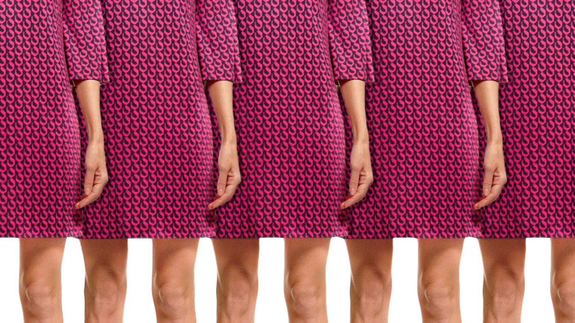 <b>Buying in Bulk:</b> Retailers can order this Diane von Furstenberg dress online using Joor.