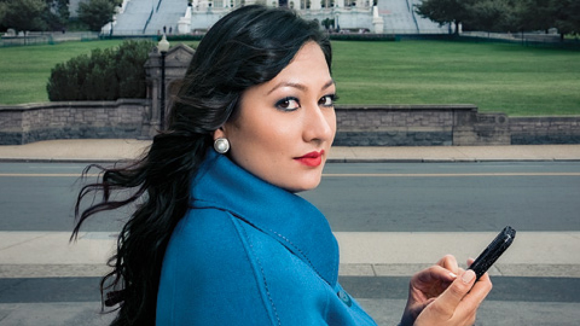 <strong>Queen of the Hill</strong> Lani Hay chats up members of Congress on Capitol Hill -- and at her dinner parties.