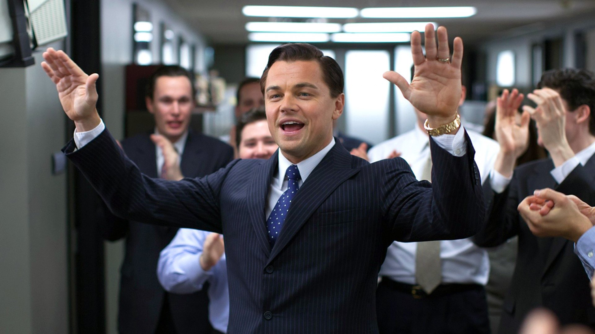 'The Wolf of Wall Street' Teaches These 7 Lessons for Success