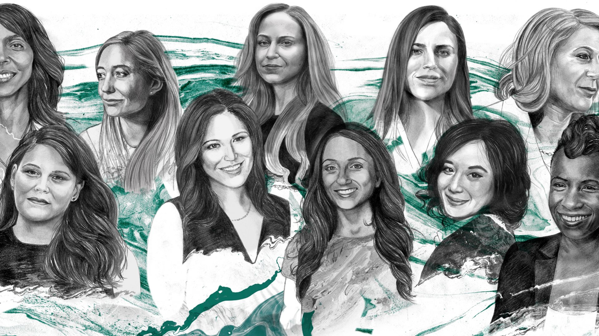 Meet the Female Founders Behind America's Hottest New Companies