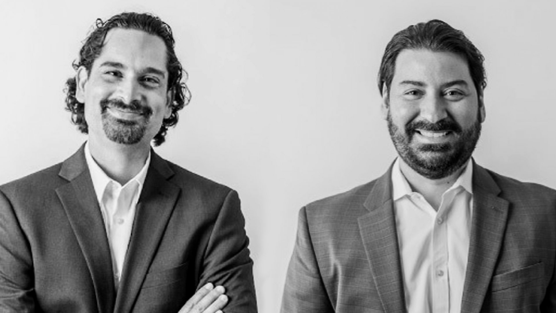Wovenware co-founders Carlos Melendez and Christian Gonzalez.