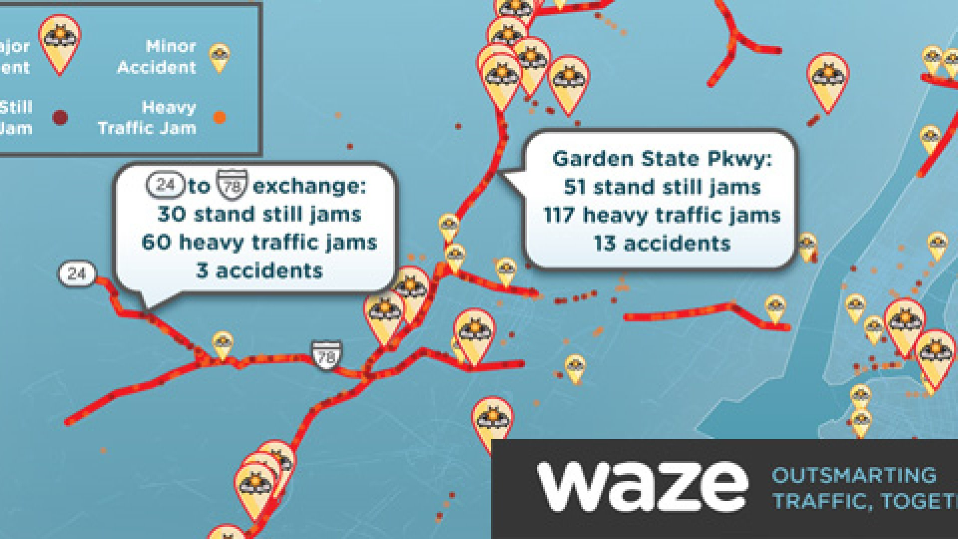 The Real Reason Google Wants Waze: Your Data