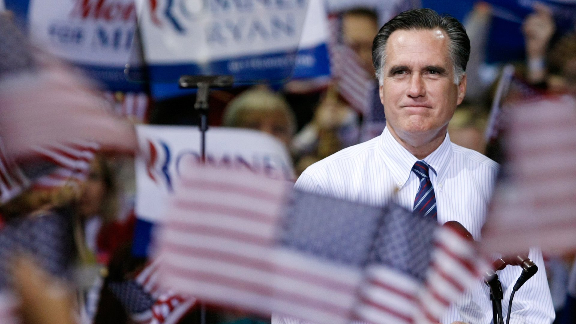 Why 57 Million People Voted for Mitt Romney