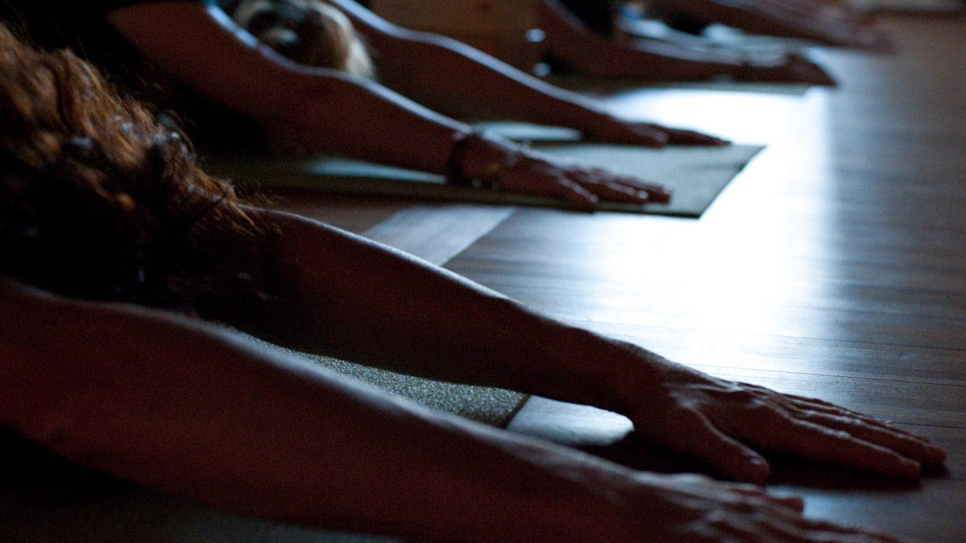 Handle Change Like a Yoga Master