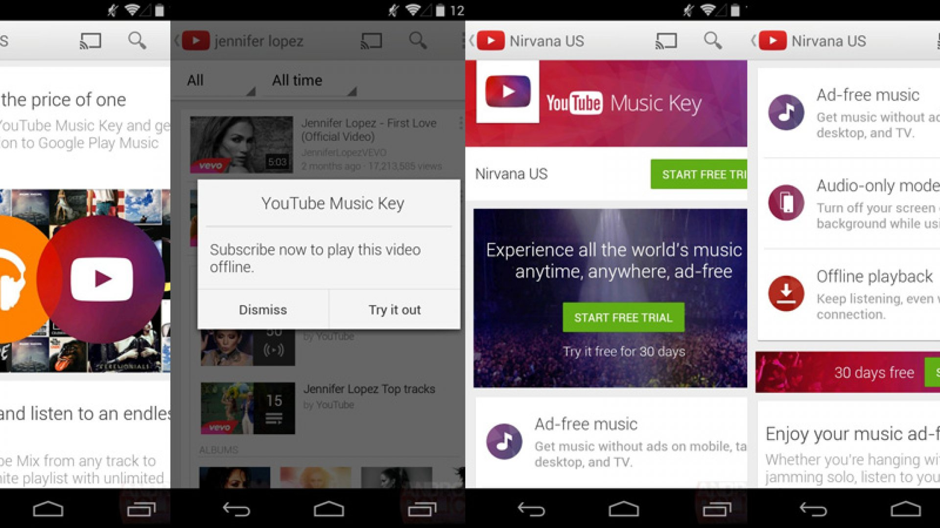 Why YouTube Music Key Could Win the Streaming Race
