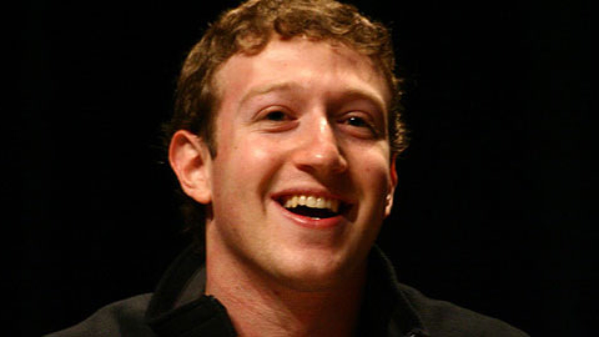 <strong>Mark Zuckerberg</strong> Facebook