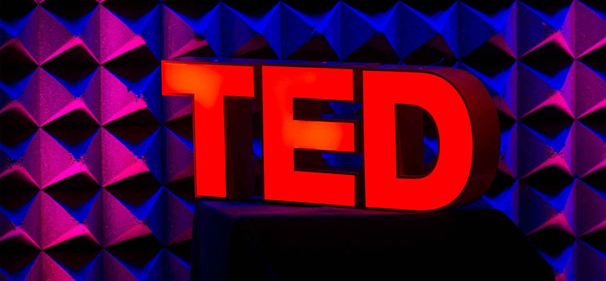 How Failing on The TED Stage Changed my Life