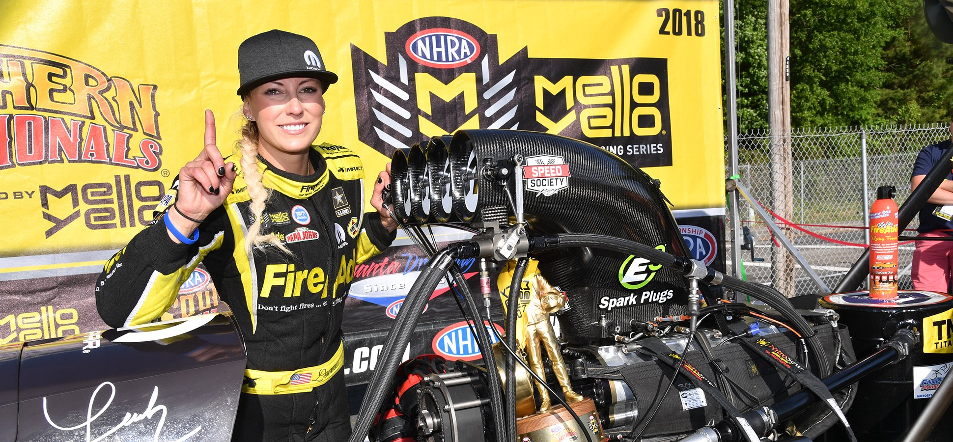 Want To Get Fit Heres What Happened When I Tried Drag Racer Leah