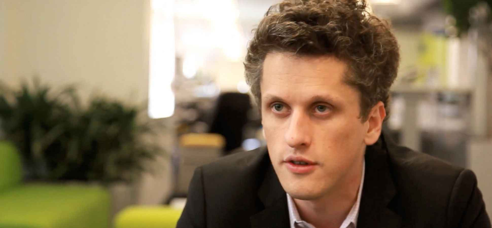 Box CEO Aaron Levie Describes His Vision of an Instant-Access Future