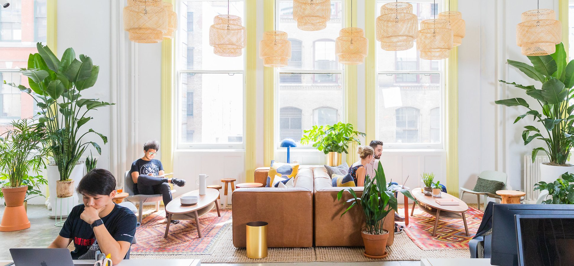 The Designers Behind the Headquarters of Casper, Bonobos, and Bombas on 4 Ways to Nail a Great Office