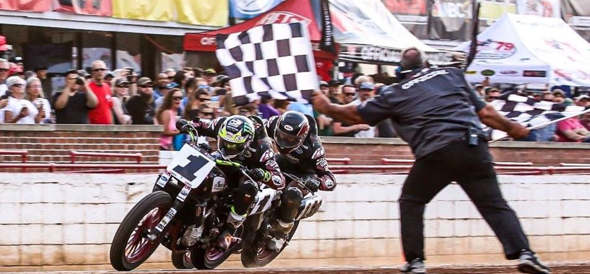 The Continued Rise of American Flat Track, the Fastest-Growing Sport in Motorcycle Racing
