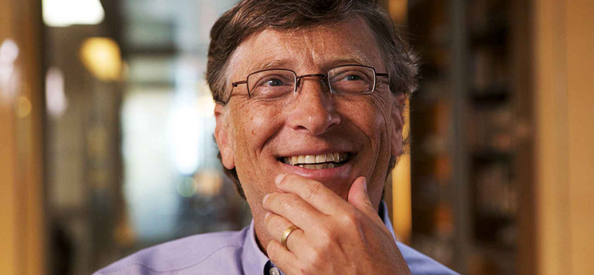 Bill Gates' Best 15-Year-Old Predictions