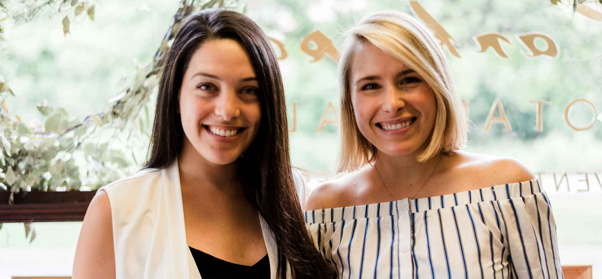 Two Millennial Founders Are Saving Brides Thousands of Dollars With Flower Sharing