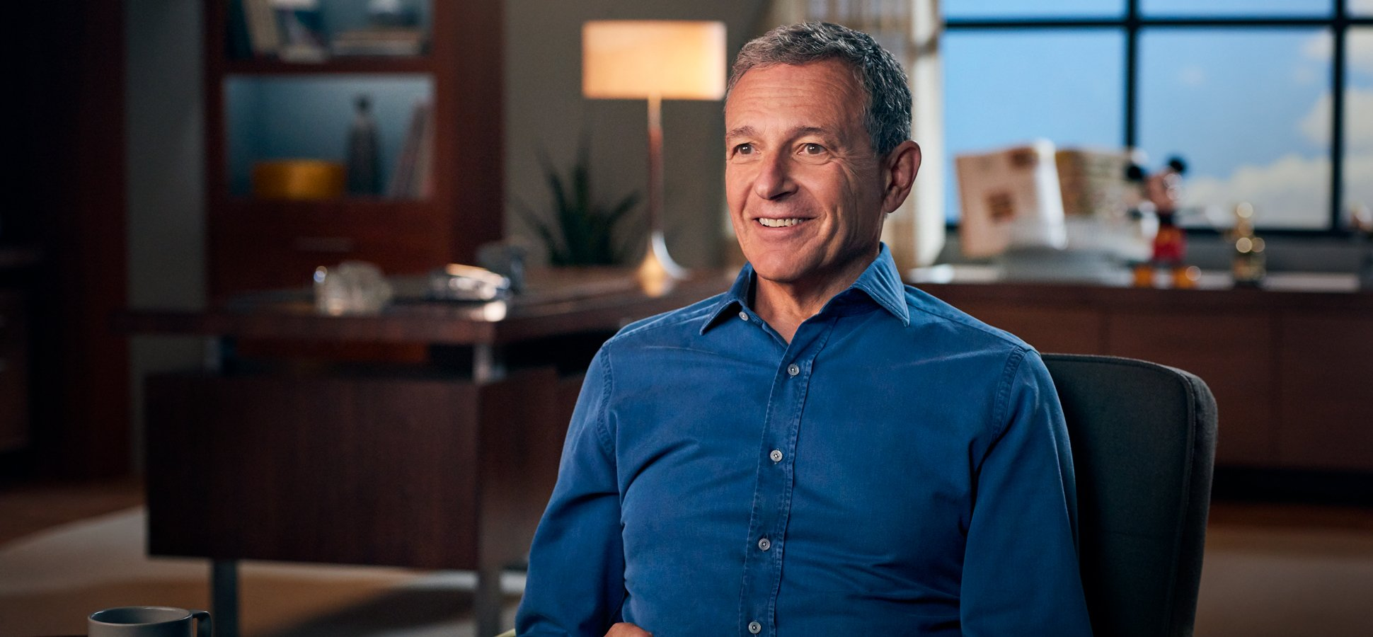 In a New MasterClass, Bob Iger Reveals the Communication Tactic He Used to Land the Job as Disney CEO