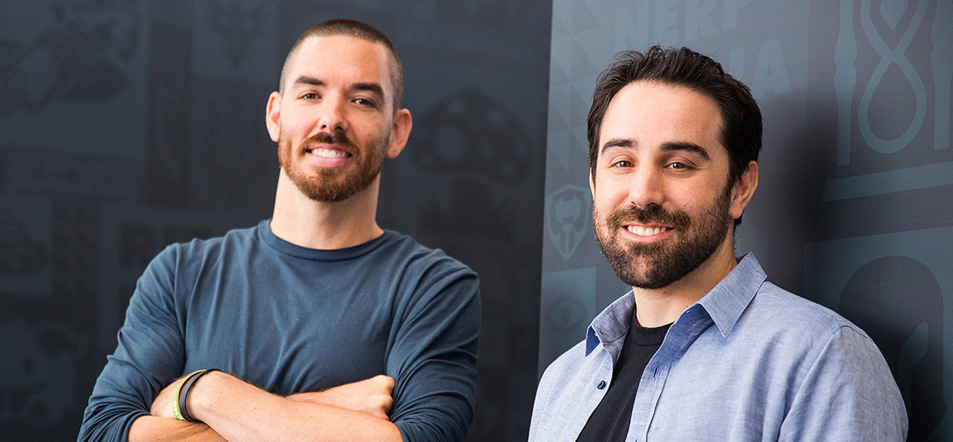 Riot Games Co-Founders Brandon Beck and Marc Merrill Are