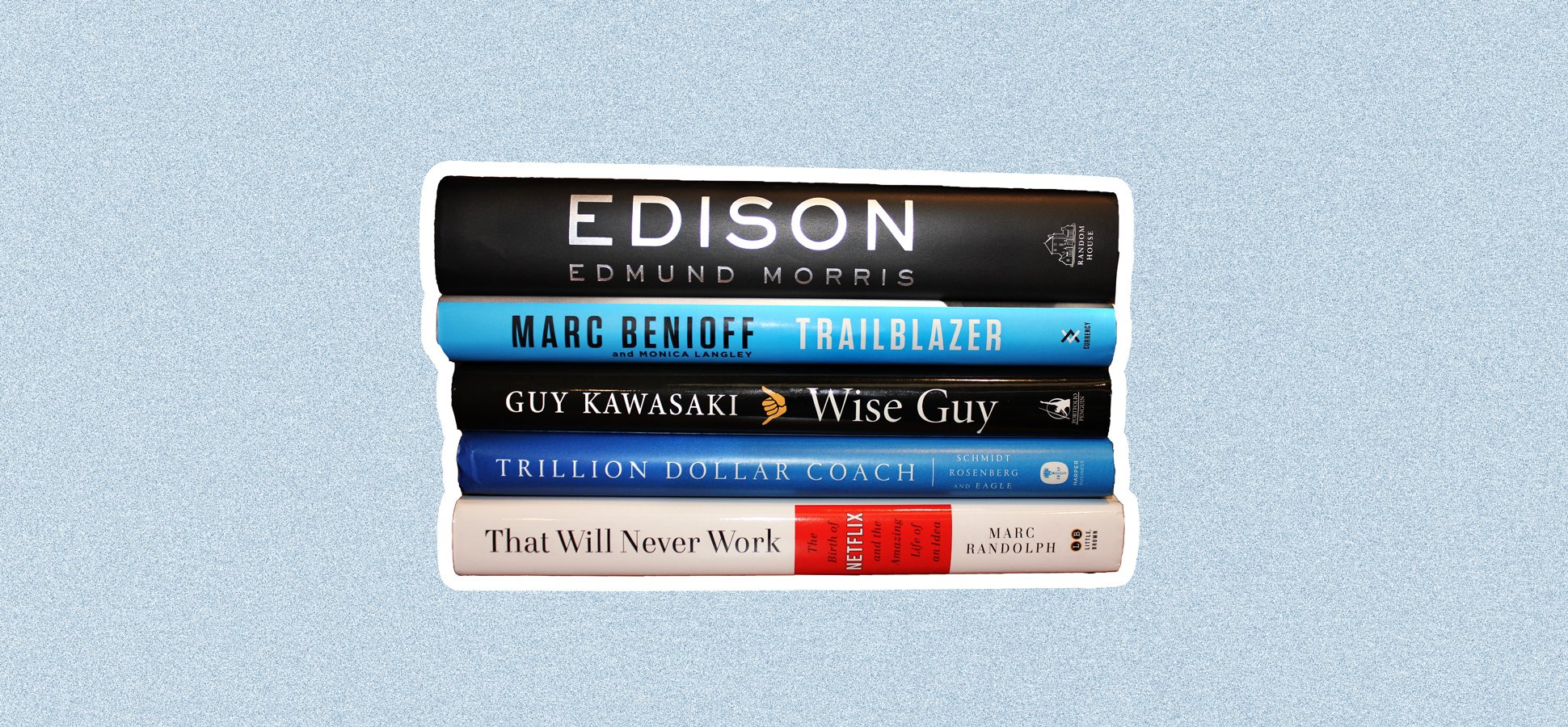 The 6 Best Books of the Year for Entrepreneurs (They Make Great Gifts, Too)