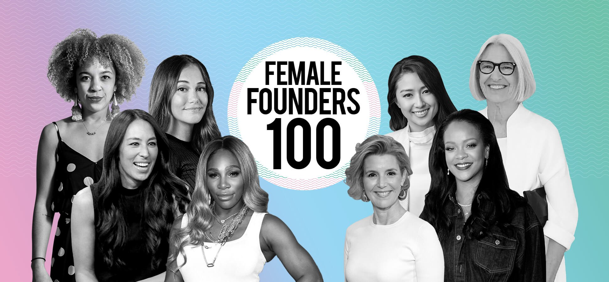 The 100 Women Building America's Most Innovative and Ambitious Businesses