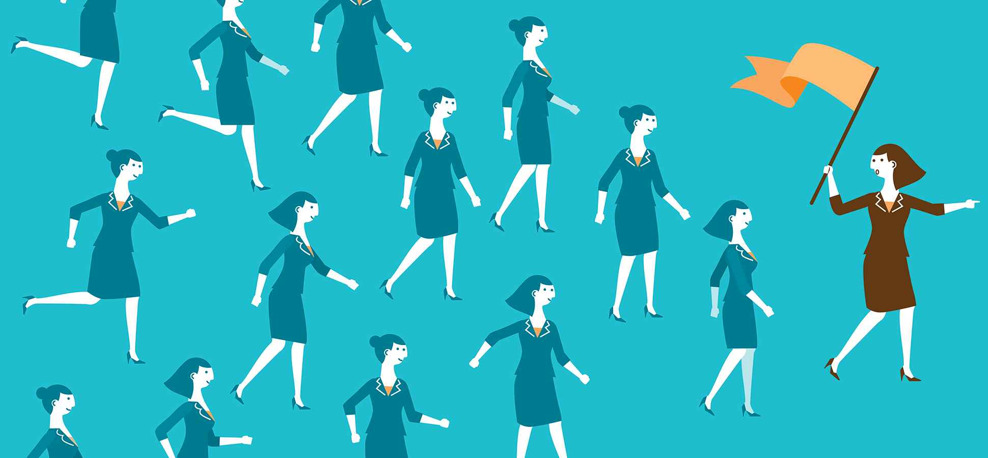 Women Leaders: Stop Trying to Lead Like a Man