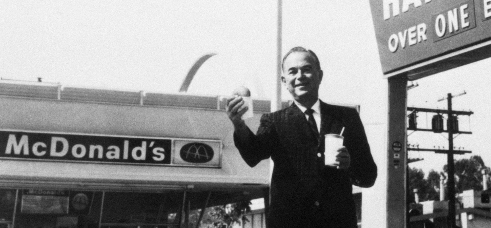 Want To Be Luckier Heres How The Founder Of Mcdonalds Said He
