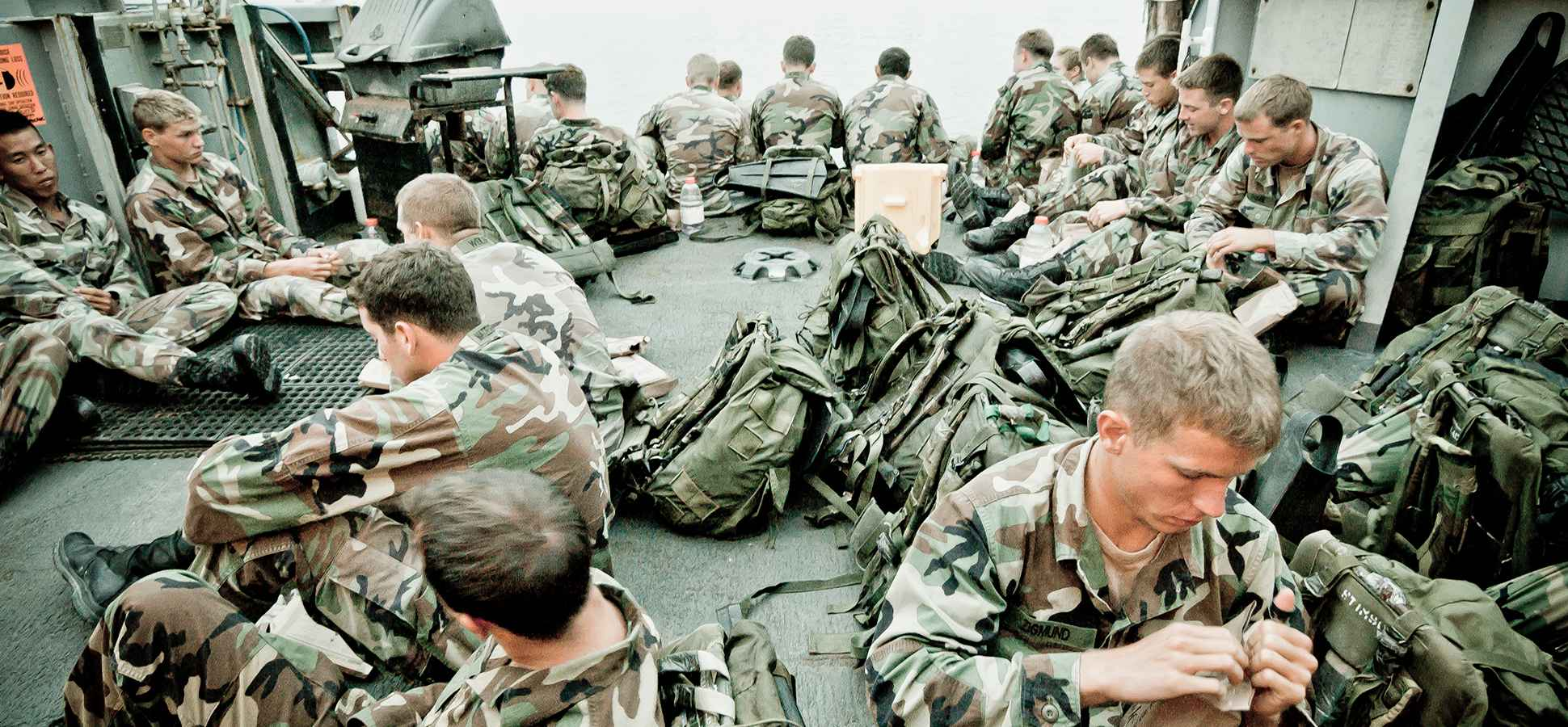 A Navy SEAL's 15 Pillars of Resilient Teams